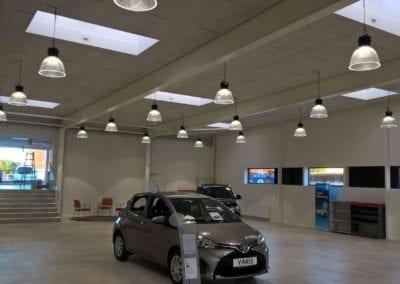 Toyota, Svendborg